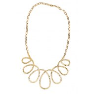 Ketten » Kette Twist goldfarben by PIMP-YOU